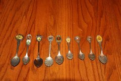 Vintage Texas Souvenir / Collector Spoon, Choice in Spring, Texas