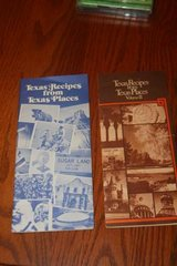 Texas Recipes Form Texas Places, 1977 and 1978 in Spring, Texas