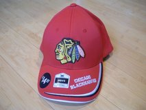 chicago blackhawks cap hat - nwt in Joliet, Illinois