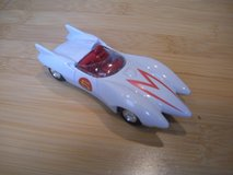1/64 scale speed racer mach 5, mach a go go car, near mint.  no nics. in Naperville, Illinois