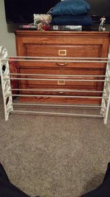 Large 4 teir shoe rack in Fort Lewis, Washington