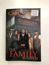Book: The Family Business by Carl  Weber in Joliet, Illinois