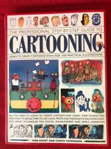 Cartooning The Professional Step by Step Guide in Bolingbrook, Illinois