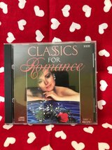 Classic for Romance Music CD in Bolingbrook, Illinois