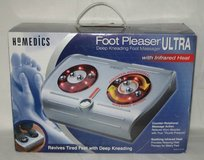 HOMEDICS Foot Pleaser ULTRA - Foot Massager - New in Box in Bolingbrook, Illinois