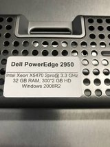 Dell PowerEdge 2950 - Ready in Bolingbrook, Illinois