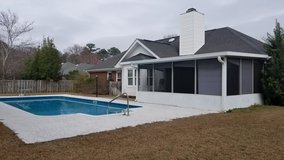 180910-backyd is fenced in w/inground pool!! in Warner Robins, Georgia