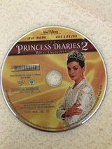 DVD Princess Diaries 2 without case in Aurora, Illinois