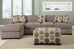 New Slate Brown Gray Sofa or Chaise Sectional FREE DELIVERY starting in Camp Pendleton, California