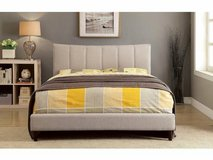 New! QUEEN or KING Beige Bed Frame FREE DELIVERY starting in Camp Pendleton, California