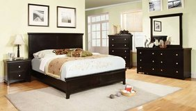 New! QUEEN Hardwood Bed Frame (other sizes available) FREE DELIVERY in Camp Pendleton, California