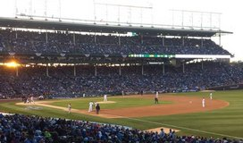 2 Chicago Cubs Tickets - Great Seats! in Chicago, Illinois