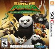 SHOWDOWN OF LEGENDARY LEGENDS 3DS KUNG FU PANDA VIDEOGAME in Quantico, Virginia