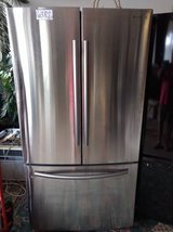 Samsung stainless steel refrigerator in Beaufort, South Carolina