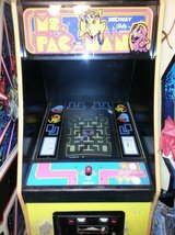 PAC MAN arcade game in Pasadena, Texas