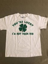 St.Patrick Day Boys T-SHIRT size 5/6 in Westmont, Illinois