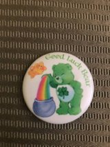 """Care Bears """" Good Luck Bear """" pin in Chicago, Illinois"""