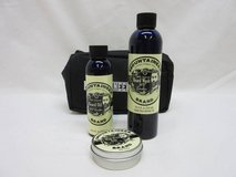 New Mountaineer Brand Complete Beard Care Kit. Wash, oil, balm. in Bolingbrook, Illinois