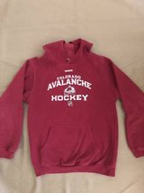 Hoodie NHL Avalanche Colorado youth size 10/12 in Naperville, Illinois