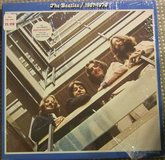 Beatles Blue Album LP in Schaumburg, Illinois