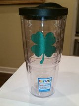 Tervis St. Patricks Tumbler w/ Lid - 24oz. New w/ stickers in Bolingbrook, Illinois