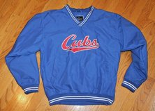 Bleacher Perfect -- Go CUBS Go -- Chicago CUBS  Blue Wind Jacket, Holloway, Medium in Oswego, Illinois