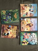 Lot of 5 Walt Disney Books in Joliet, Illinois