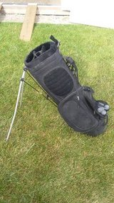 IZZO Golf Bag with stand in Morris, Illinois