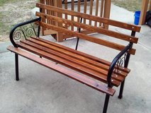 Outdoor Patio Bench (Price Reduced) in Warner Robins, Georgia
