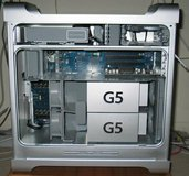 G5 PowerMac (dual 2.0ghz, 4GB ram) no HDDs in Fort Polk, Louisiana
