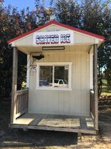 Snow Ball / Snow Cone Stand in Fort Polk, Louisiana
