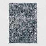 NEW Gray Champagne Shag Area Rug 5x7 in Travis AFB, California