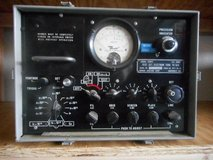 Bendix Aviation Corp. Electrometer Tube Tester & Ohms Tester Vintage in Lake Elsinore, California