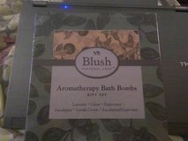 Bath Bombs Gift Set By Blush Personal Aromatherapy in Elgin, Illinois