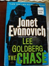 The Chase by Janet Evanovich in Oceanside, California