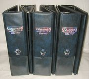 """6 ULTRA-PRO Collectors Card Albums / Binders - 3"""" - NEW in Chicago, Illinois"""