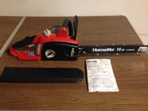 """ELECTRIC  CHAINSAW  HOMELITE  16""""  12 AMP  EXCELLENT CONDITION in Naperville, Illinois"""