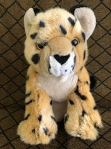 "Wild Republic Cheetah Leopard cub 9"" in Chicago, Illinois"
