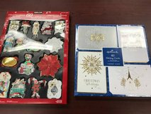 40 Hallmark Holiday Cards & 60 Gift Tags - NEW! in Naperville, Illinois