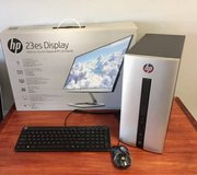 New In Box Bundle HP Pavilion 550-153wb Desktop PC in Perry, Georgia
