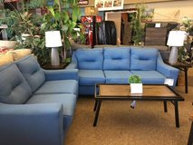 NUVELLA BLUE SOFA/LOVESEAT in Schofield Barracks, Hawaii
