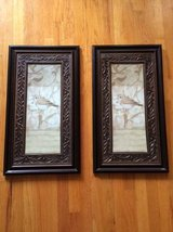2 Decorative wall pictures in Plainfield, Illinois