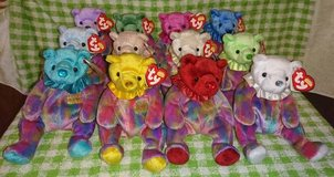 BEANIE BABIES BIRTHSTONE SET in Naperville, Illinois