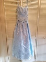 Baby blue Prom,Bridesmaid or a  special occasion dress in Camp Pendleton, California