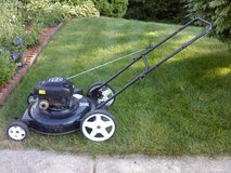 22 inch Big Wheel Push Mower in Quad Cities, Iowa