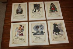 American Girl Doll Samantha Collectors books 1st Editions in Houston, Texas