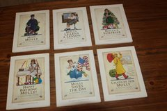 American Girl Molly First Edition Paperback Book Collection in Houston, Texas