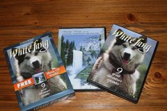 White Fang 9 Episodes Starting with Pilot DVD in Spring, Texas