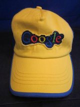 "Google 2006 VINTAGE Embroidered Baseball Cap Hat ""I'm Feeling Lucky"" in Naperville, Illinois"