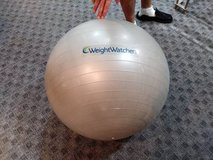 WEIGHT WATCHERS EXERCISE BALL in Oswego, Illinois